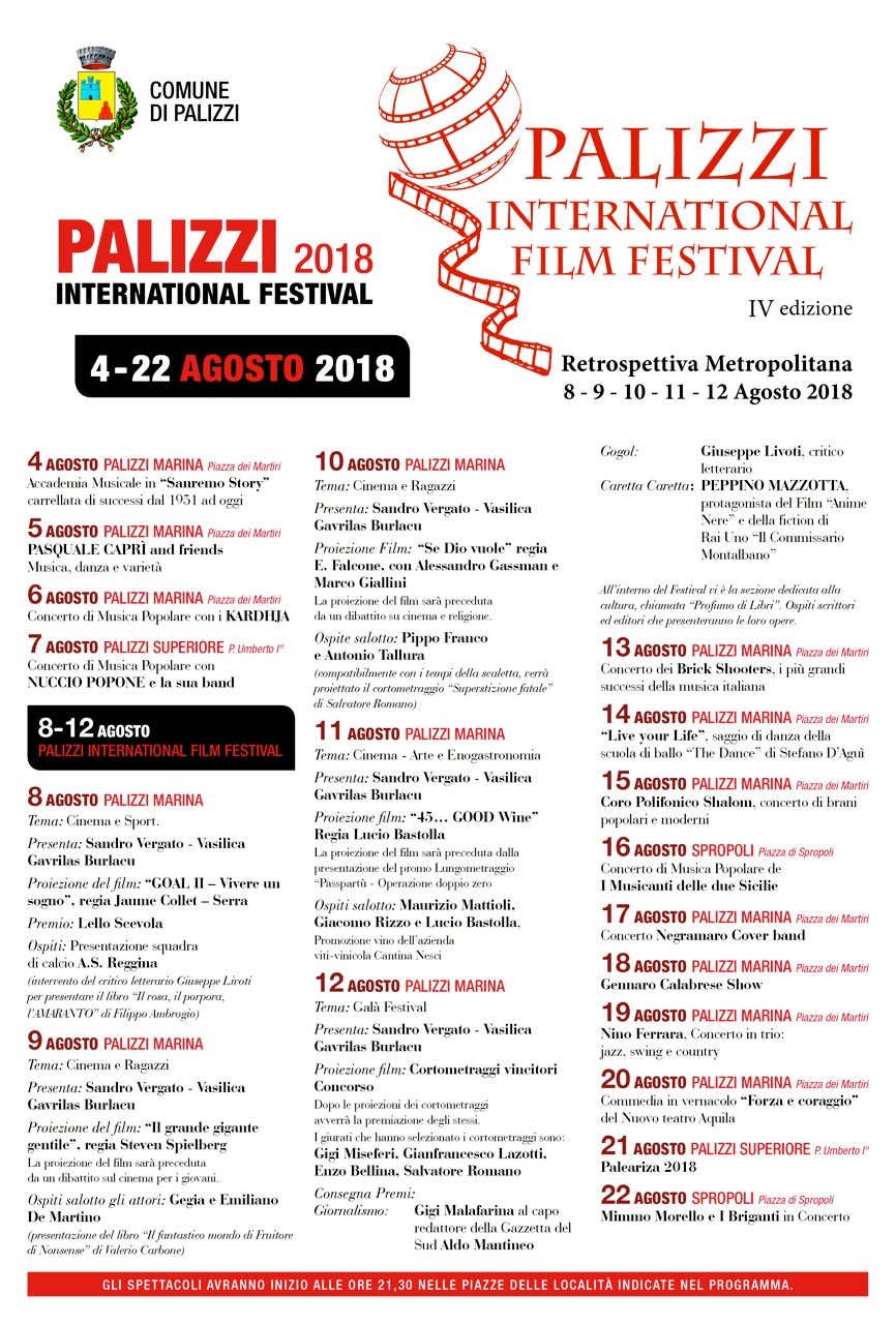 Palizzi International film festival